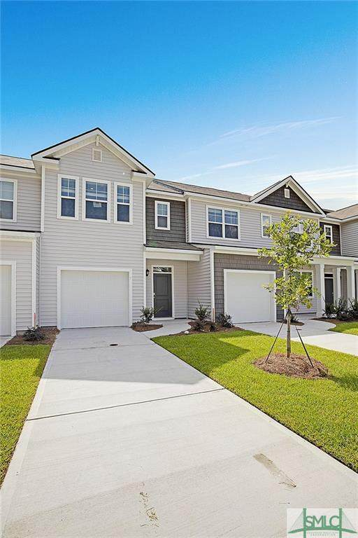 37 Villas Of Garrard Drive, Savannah, GA 31405 (MLS #239859) :: Team Kristin Brown   Keller Williams Coastal Area Partners