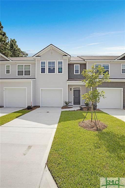 43 Villas Of Garrard Drive, Savannah, GA 31405 (MLS #239861) :: Team Kristin Brown   Keller Williams Coastal Area Partners