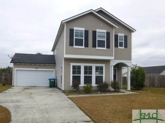 10 Oak Grove Court, Port Wentworth, GA 31407 (MLS #239957) :: Bocook Realty