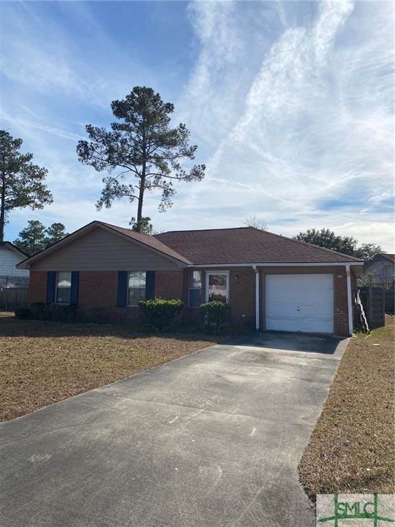 822 Kiln Lane, Hinesville, GA 31313 (MLS #240097) :: Glenn Jones Group | Coldwell Banker Access Realty