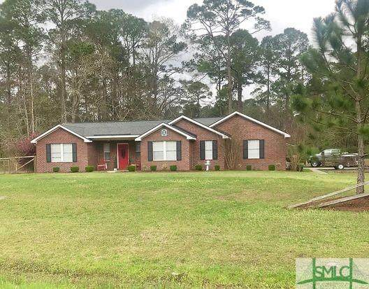 514 Goshen Road, Rincon, GA 31326 (MLS #240144) :: RE/MAX All American Realty