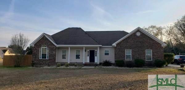 1709 Scarlett Place, Brooklet, GA 30415 (MLS #240207) :: Coastal Homes of Georgia, LLC