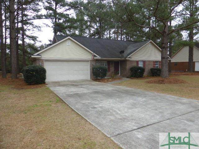 144 Jennifer Circle, Rincon, GA 31326 (MLS #240300) :: RE/MAX All American Realty