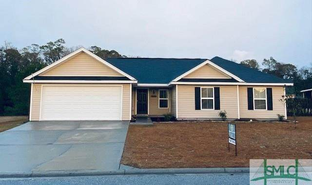 137 Mustang Drive, Guyton, GA 31312 (MLS #240312) :: Bocook Realty