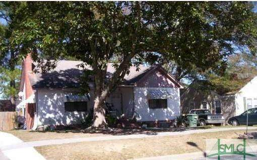 1508 E 36Th Street, Savannah, GA 31404 (MLS #240326) :: McIntosh Realty Team
