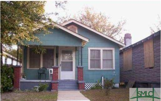 624 W 47Th Street, Savannah, GA 31405 (MLS #240327) :: Keller Williams Coastal Area Partners