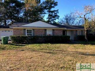 1109 Chestnut Lane, Hinesville, GA 31313 (MLS #240370) :: Glenn Jones Group | Coldwell Banker Access Realty