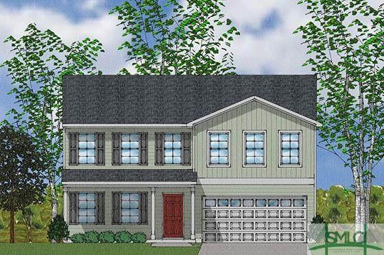 337 Excel Drive, Richmond Hill, GA 31324 (MLS #240389) :: Bocook Realty