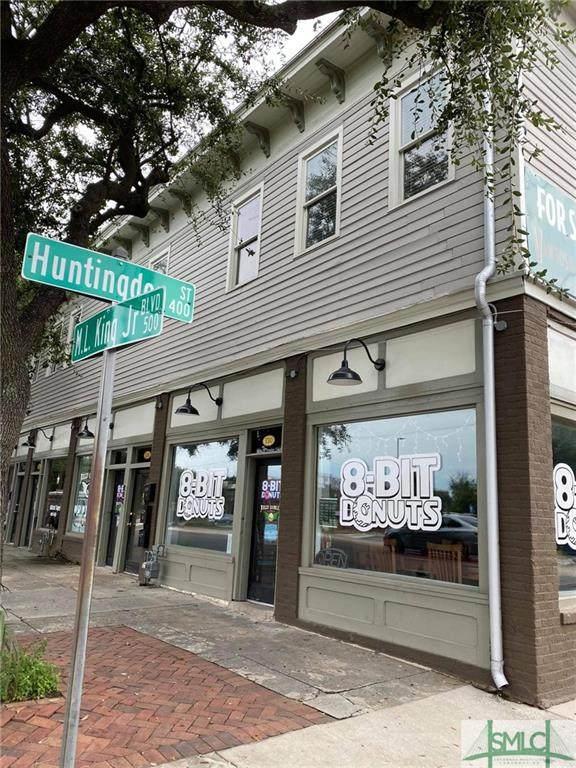 524-530 Mlk Boulevard, Savannah, GA 31401 (MLS #240432) :: Barker Team | RE/MAX Savannah