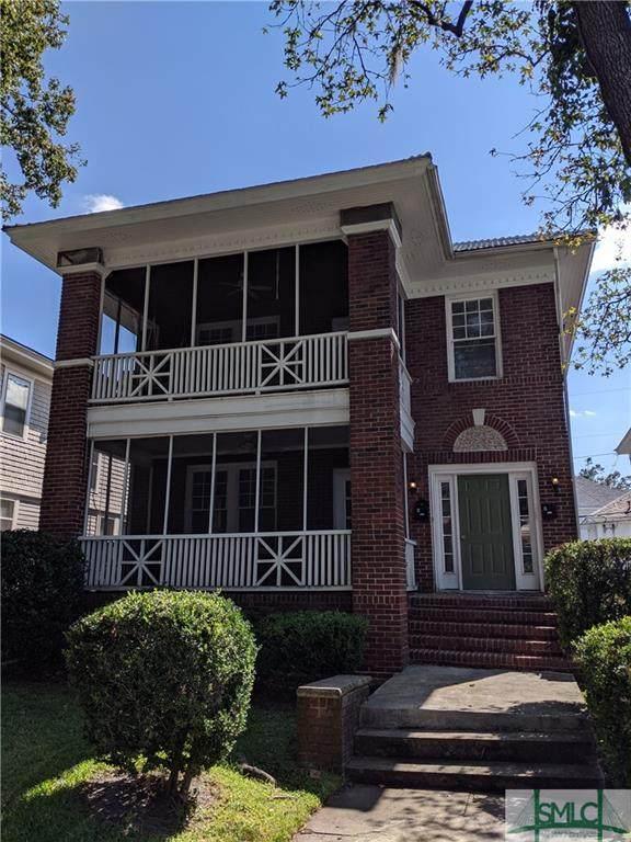 203 E 48th Street, Savannah, GA 31405 (MLS #240454) :: Team Kristin Brown   Keller Williams Coastal Area Partners