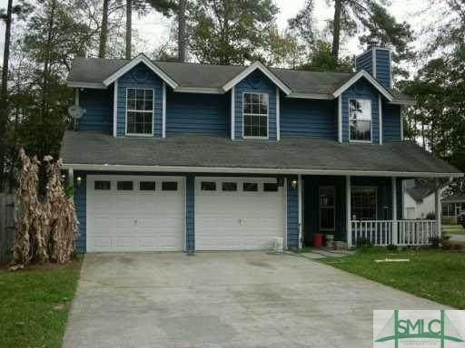 102 Blueberry Court, Savannah, GA 31419 (MLS #240488) :: Team Kristin Brown | Keller Williams Coastal Area Partners