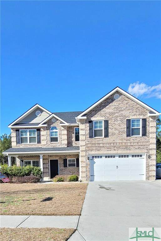 410 Wicklow Drive, Richmond Hill, GA 31324 (MLS #240514) :: Keller Williams Coastal Area Partners
