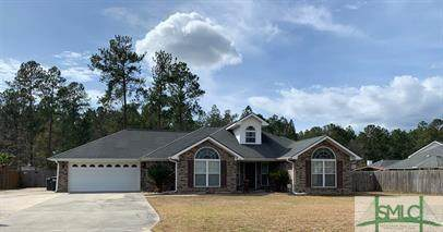 46 Cobble Stone Lane, Hinesville, GA 31313 (MLS #240529) :: RE/MAX All American Realty