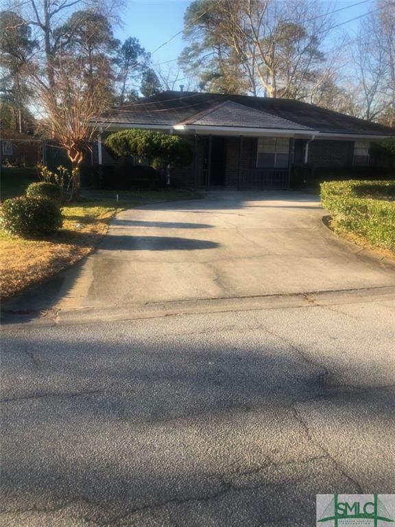 1827 Arcadian Street, Savannah, GA 31405 (MLS #240658) :: Keller Williams Coastal Area Partners
