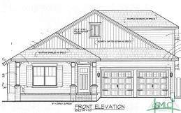251 Calhoun Lane, Richmond Hill, GA 31324 (MLS #240856) :: Glenn Jones Group | Coldwell Banker Access Realty