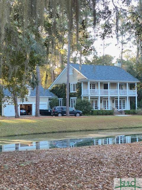 19 Log Landing Road, Savannah, GA 31411 (MLS #240857) :: RE/MAX All American Realty