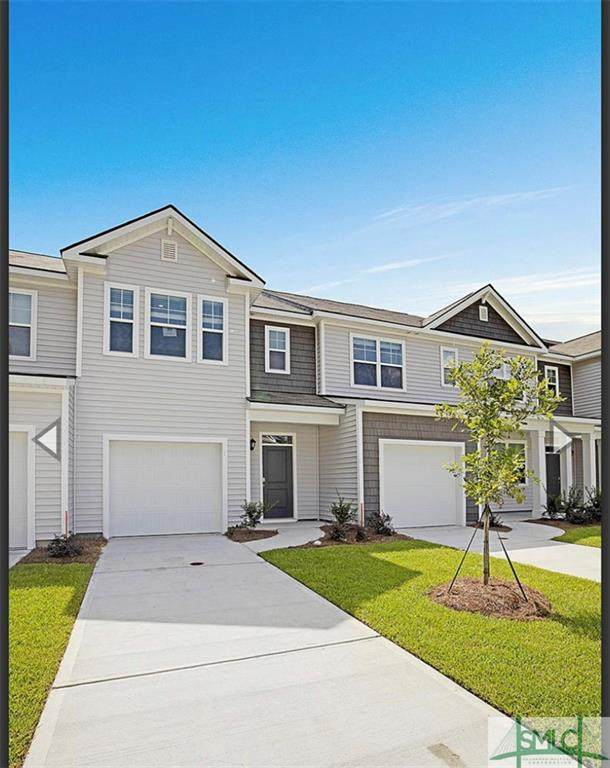 32 Villas Of Garrard Drive, Savannah, GA 31405 (MLS #240869) :: Liza DiMarco