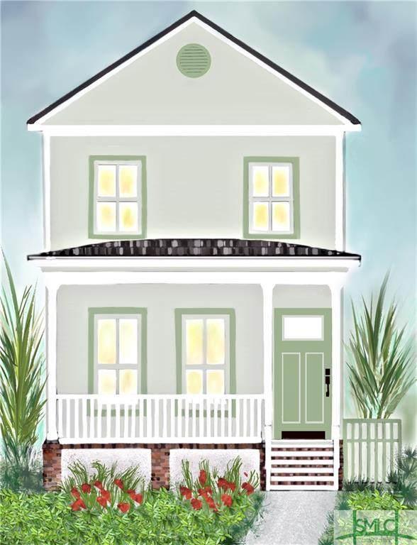 514 E 34th Street, Savannah, GA 31401 (MLS #240915) :: Keller Williams Coastal Area Partners
