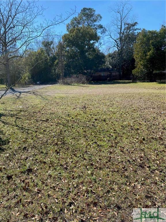 248 Pine Street, Jesup, GA 31546 (MLS #240922) :: The Arlow Real Estate Group