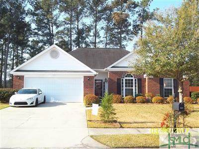 138 Arbor Village Drive, Pooler, GA 31322 (MLS #241016) :: Keller Williams Coastal Area Partners