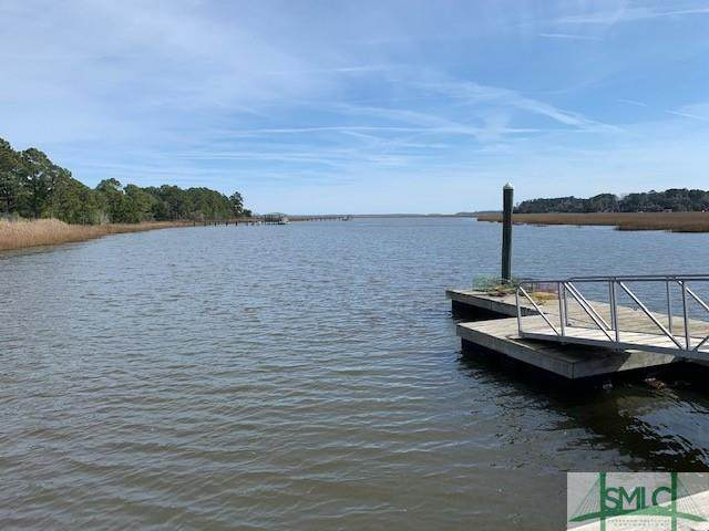 25 Dolphin Island Road, Midway, GA 31320 (MLS #242252) :: Coldwell Banker Access Realty
