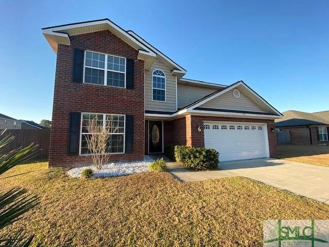 216 Augusta Way, Hinesville, GA 31313 (MLS #242603) :: The Arlow Real Estate Group