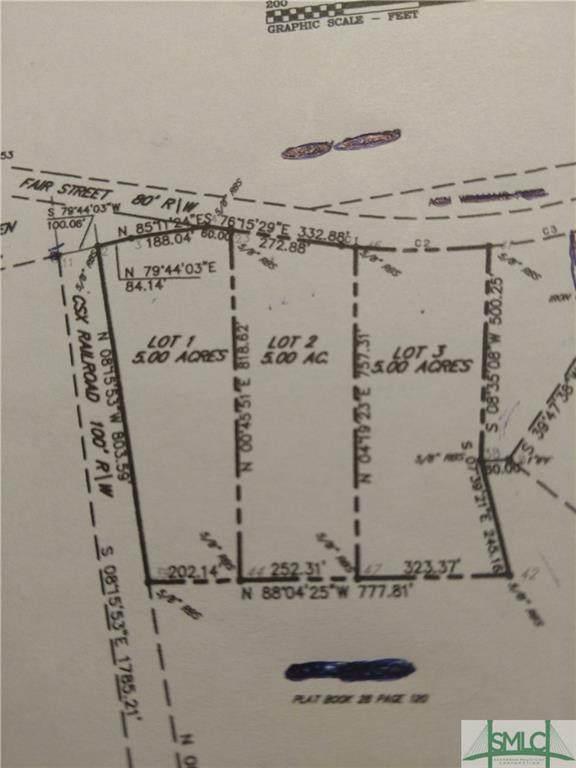 02 Fair St Street, Clyo, GA 31303 (MLS #242846) :: Keller Williams Coastal Area Partners