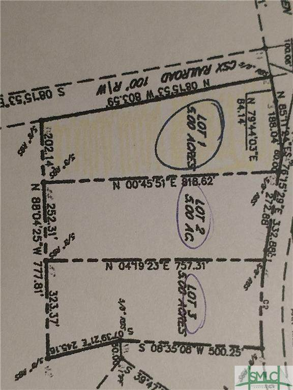 03 Fair Street, Clyo, GA 31303 (MLS #242946) :: Keller Williams Coastal Area Partners