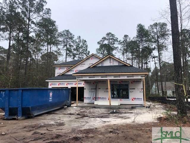 204 Calhoun Lane, Richmond Hill, GA 31324 (MLS #242953) :: Keller Williams Coastal Area Partners