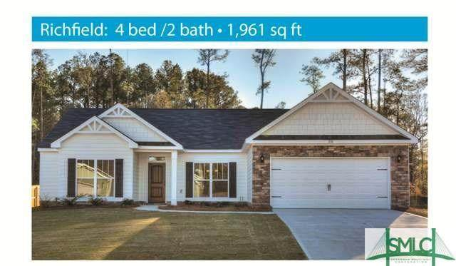 233 Timberlake Drive, Guyton, GA 31312 (MLS #243331) :: Keller Williams Coastal Area Partners