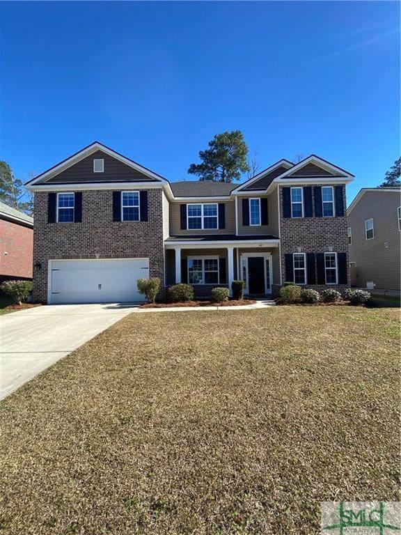 40 Litchfield Drive, Savannah, GA 31419 (MLS #243405) :: The Arlow Real Estate Group