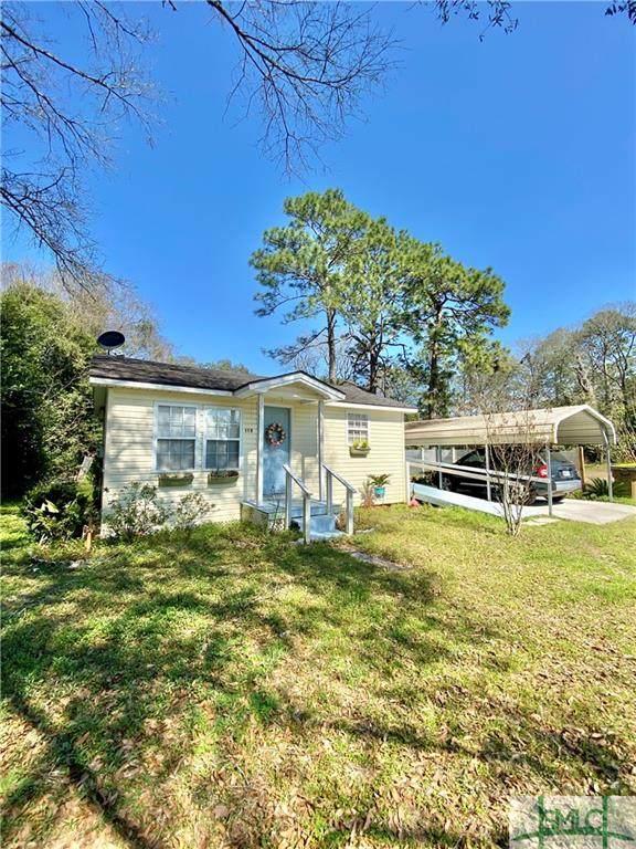 115 Mack Edwards Road, Ellabell, GA 31308 (MLS #243485) :: Barker Team | RE/MAX Savannah