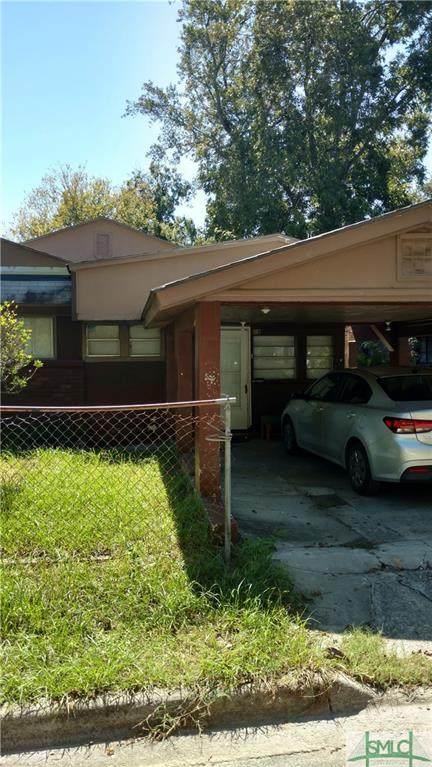 803 W 50th Street, Savannah, GA 31405 (MLS #243515) :: Team Kristin Brown | Keller Williams Coastal Area Partners