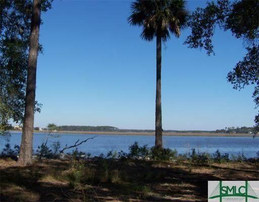 25 Riverwatch Lane, Savannah, GA 31411 (MLS #243571) :: Keller Williams Realty-CAP