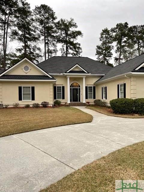 631 Southbridge Boulevard, Savannah, GA 31405 (MLS #243643) :: The Arlow Real Estate Group
