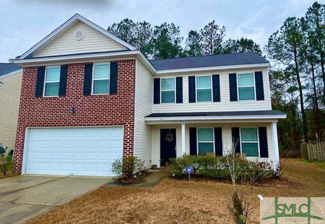 52 Braxton Manor Drive, Port Wentworth, GA 31407 (MLS #243697) :: Glenn Jones Group | Coldwell Banker Access Realty
