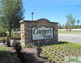 Lot 133 Coopers Point Drive, Townsend, GA 31331 (MLS #243863) :: The Arlow Real Estate Group