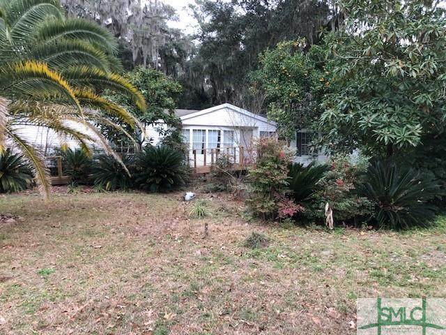 176 Tideland Drive, Midway, GA 31320 (MLS #243924) :: Savannah Real Estate Experts