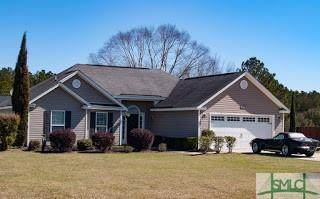 557 Park Place, Ellabell, GA 31308 (MLS #244005) :: Savannah Real Estate Experts