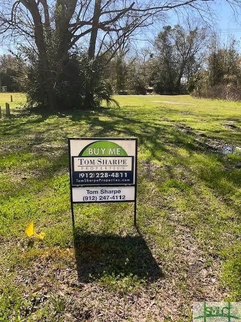 0 Stokes Street, Savannah, GA 31415 (MLS #244044) :: Keller Williams Coastal Area Partners