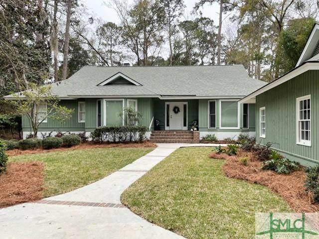 4 Hazel Glen Lane, Savannah, GA 31411 (MLS #244180) :: Heather Murphy Real Estate Group