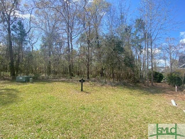 125 Kent Trail, Pooler, GA 31322 (MLS #244403) :: Bocook Realty