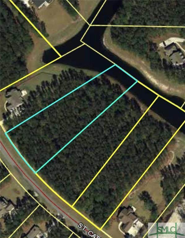 Lot 129 0 St Catherine Circle, Richmond Hill, GA 31324 (MLS #244641) :: Heather Murphy Real Estate Group