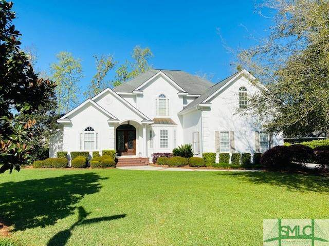 15 Woodchuck Hill Road, Savannah, GA 31405 (MLS #244747) :: McIntosh Realty Team