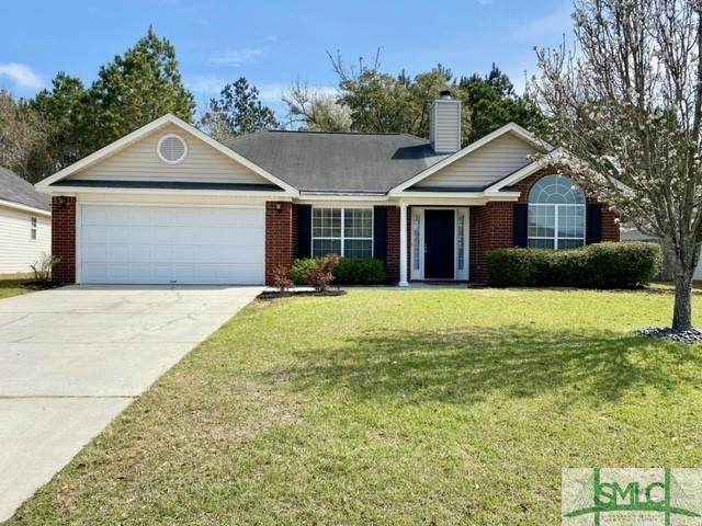 89 Carlisle Lane, Savannah, GA 31419 (MLS #244783) :: Bocook Realty