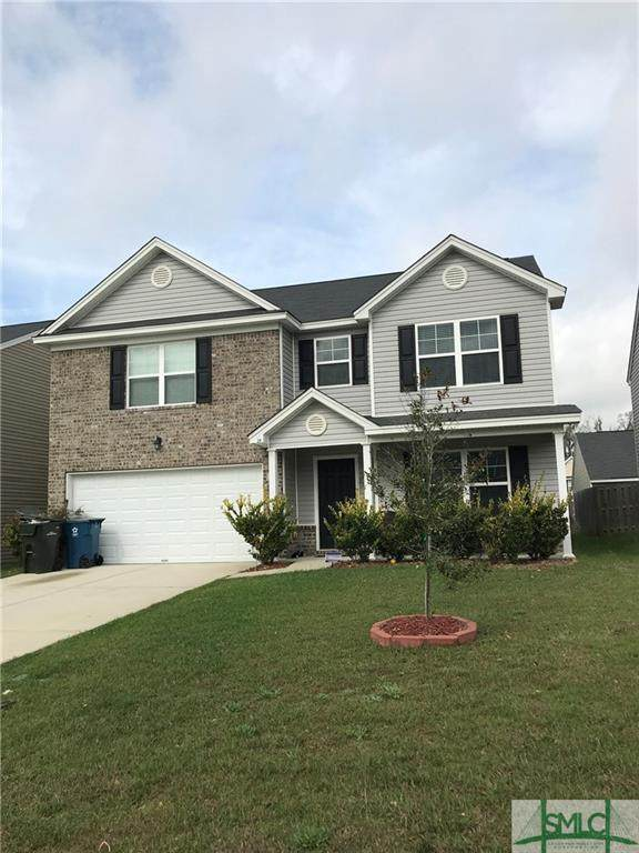 20 Amber Drive, Port Wentworth, GA 31407 (MLS #244833) :: The Arlow Real Estate Group