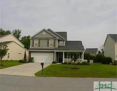 5 Bainbridge Way, Pooler, GA 31322 (MLS #245074) :: Keller Williams Coastal Area Partners