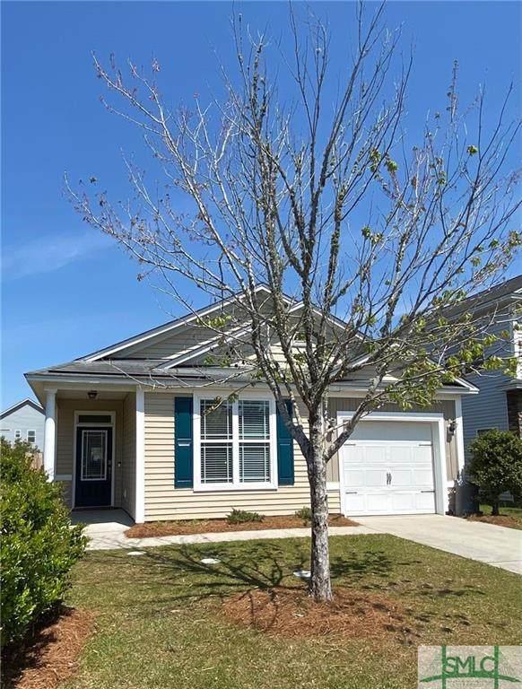 200 Chapel Lake S, Savannah, GA 31419 (MLS #245400) :: RE/MAX All American Realty