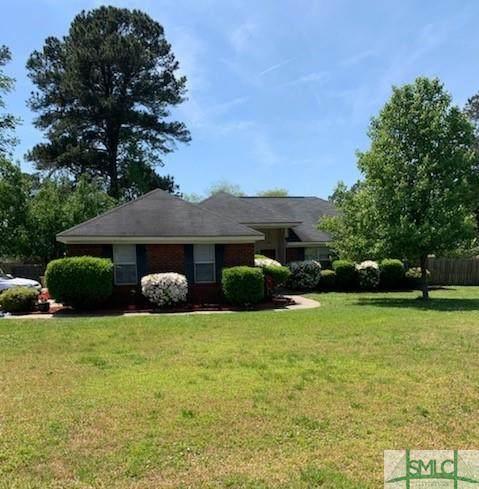 114 S Oak Road, Richmond Hill, GA 31324 (MLS #245634) :: Keller Williams Realty-CAP