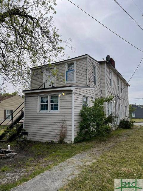 714 Waters Avenue, Savannah, GA 31404 (MLS #245647) :: McIntosh Realty Team